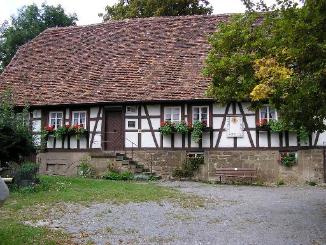 """Waldensermuseum """"Henri-Arnaud-Haus"""" in Ötisheim-Schönenberg"""