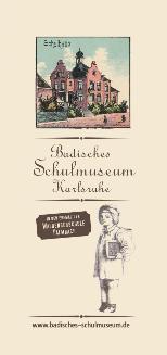 Flyer Schulmuseum 2016